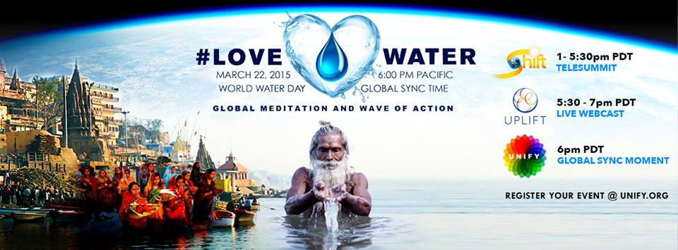 love water unify